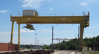 SNCF Réseau Chantier Transport Combiné